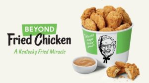 beyond fried chicken promotional poster