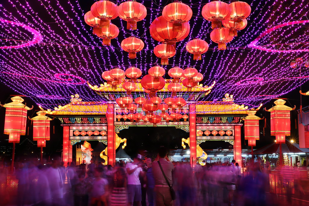 Modern New Year: Modernizing Chinese New Year