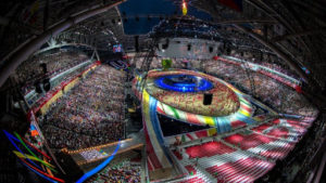 world university games ceremony