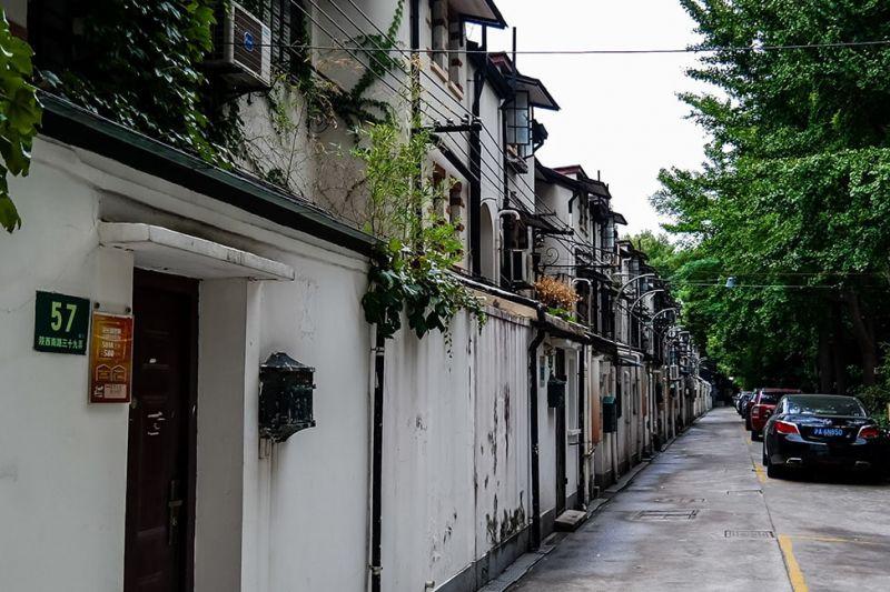 上海漂亮的老房子