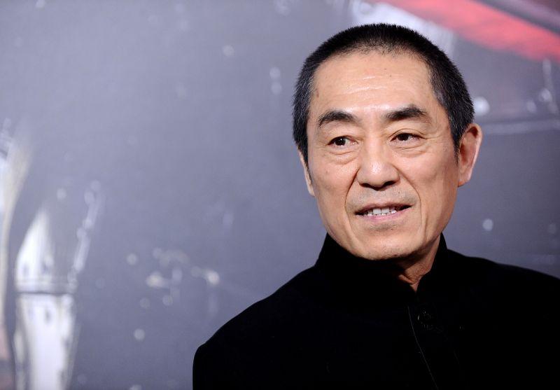chinese film director zhang yimou