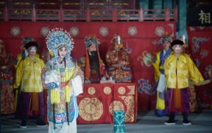 beijing opera performance in china