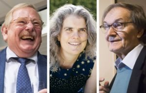 2020 nobel prize for physics winners