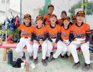 girls baseball team in china