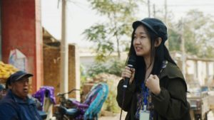 chinese environmental activist ren xiaoyuan