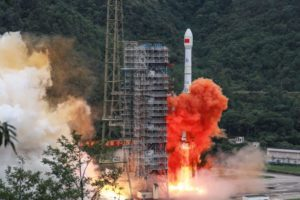 rocket launch in china