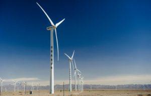 wind power turbines in china