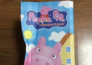 outer packaging of peppa pig LED light from china