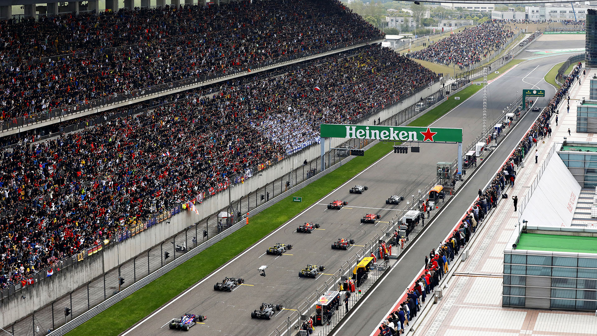 Chinese F1 Driver Could Drive New Audiences