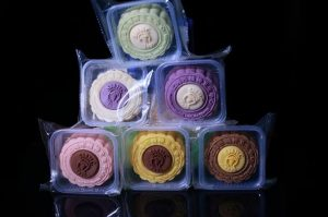 mooncakes made by mental health hospital in china