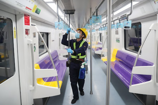 Top 10 Cities with the Longest Subway Lines in China